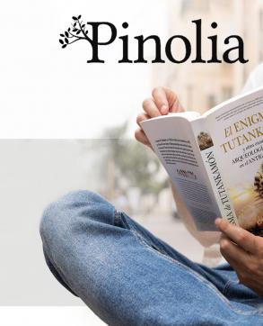 Nace editorial Pinolia, fruto de la asociación de Zinet y Almuzara