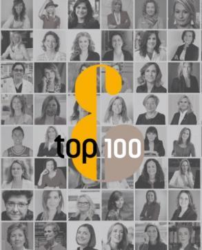 Marta Ariño, CEO y editora de Zinet premiada en el Top100 Mujeres.