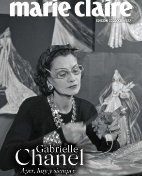 Lanzamos la Edición Coleccionista de Marie Claire con Gabrielle Chanel
