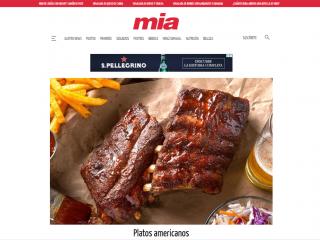 Estrenamos web en Mia