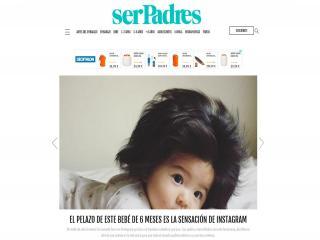 Serpadres.es estrena web
