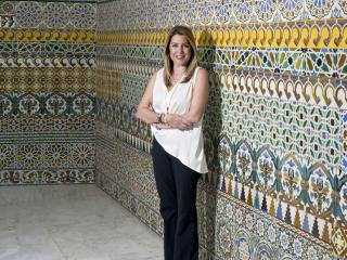 Entrevista exclusiva de Susana Díaz para Marie Claire