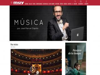 MuyInteresante.es lanza el Blog Muy Música