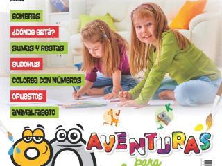 Nuevos Cuadernos de Actividades Infantiles de Ser Padres