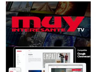 Muy Interesante TV, tu nuevo canal de entretenimiento