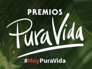 I Edición de los Premios Pura Vida