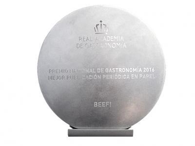 Beef! Premio Nacional Gastronomía 2016