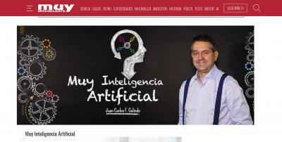 Blog Inteligencia Artificial Muy Interesante