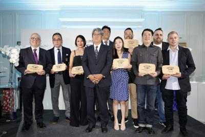 Premios Gastronomía japonesa Marie Claire & Beef!